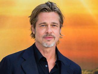 Fotos do Brad Pitt pelado (sem roupa)